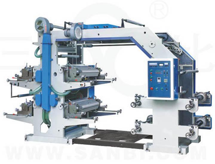 masina de imprimat in 4 culori